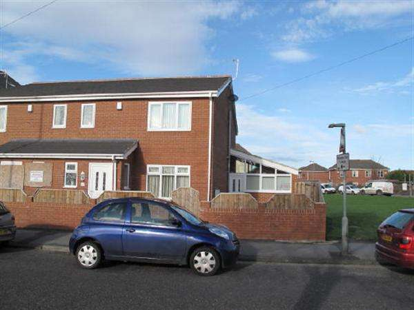 3 Bedrooms Semi Detached House for sale in Green Lane, South Shields