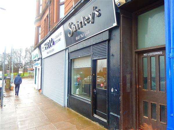 Property for sale in Shirleys Hair Salon, 945 Tollcross Road, Glasgow