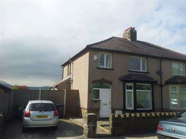 3 Bedrooms Semi Detached House for sale in Woodville Road, Brierfield