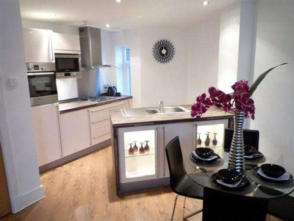 2 Bedrooms Apartment Flat for sale in Worsley View, 211 Worsley Road, Swinton
