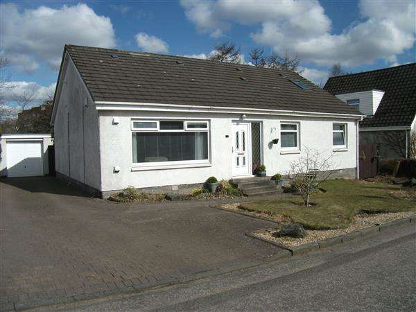 5 Bedrooms Detached House for sale in Locksley Place, Cumbernauld