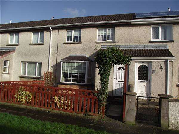 3 Bedrooms Terraced House for sale in 55 Hillview Park
