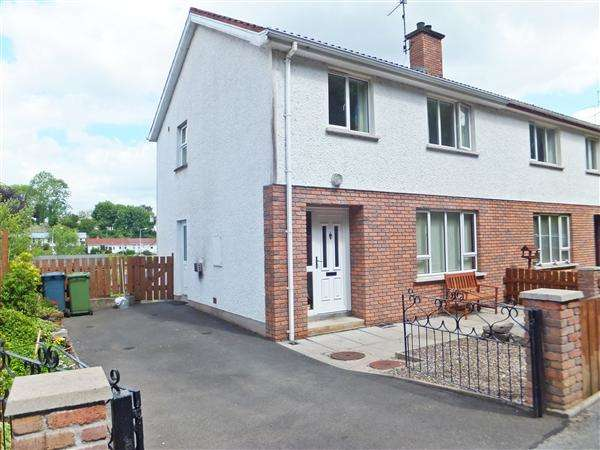 3 Bedrooms Semi Detached House for sale in 3 Ely Gardens