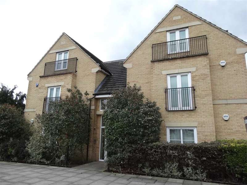 2 Bedrooms Apartment Flat for sale in Spring Grove Road, Isleworth