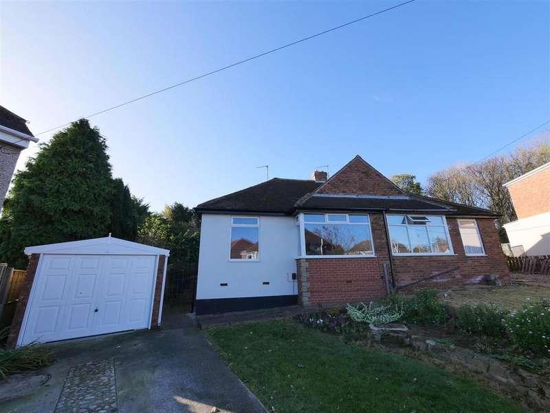 2 Bedrooms Semi Detached Bungalow for sale in Joan Avenue, Grangetown, Sunderland
