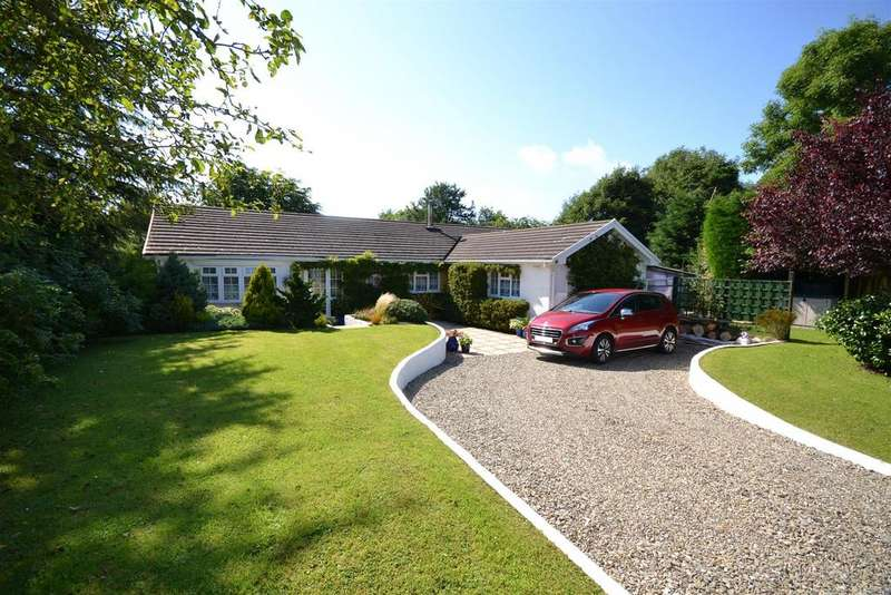 6 Bedrooms Detached Bungalow for sale in Llanarth