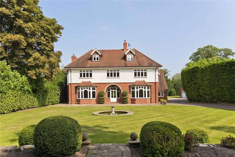 6 Bedrooms Unique Property for rent in Granville Road, Weybridge, Surrey, KT13