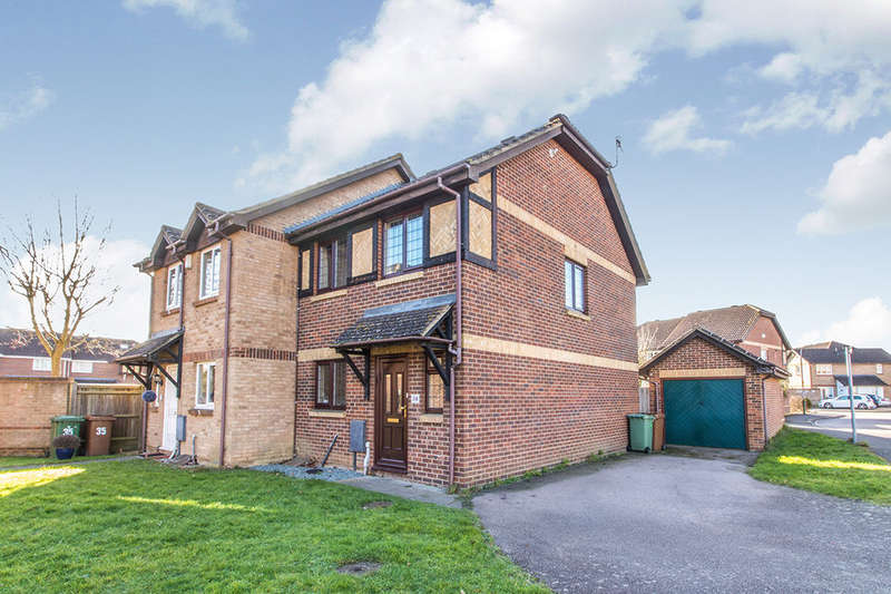 3 Bedrooms Semi Detached House for sale in The Shires, Paddock Wood, Tonbridge, TN12