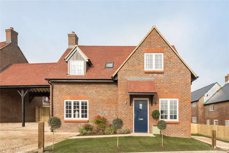 4 Bedrooms Detached House for sale in Woodland View, Saint's Hill, Slough Lane, Saunderton, Buckinghamshire, HP14