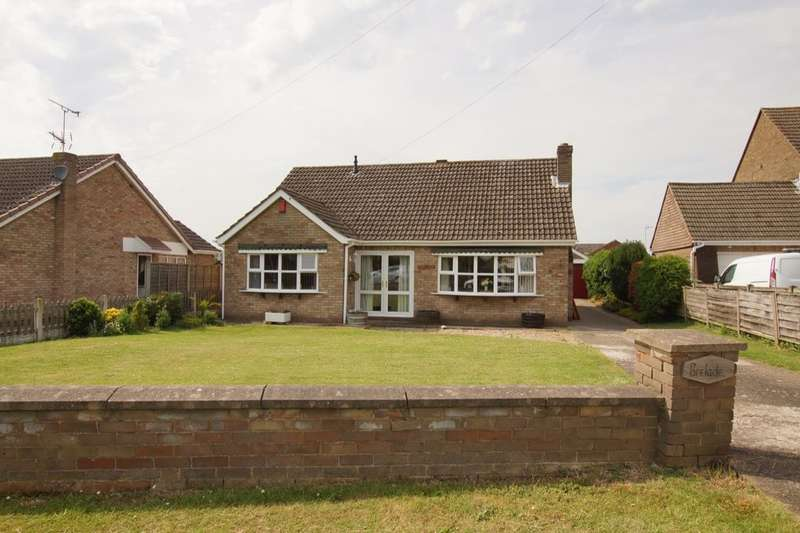 3 Bedrooms Detached Bungalow for sale in Gainsborough Lane, Scawby, Brigg, DN20