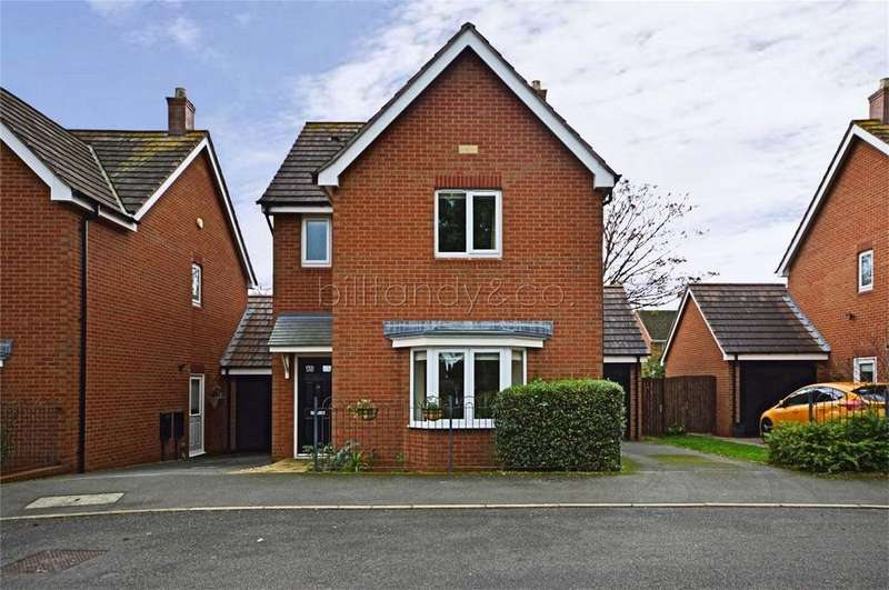 3 Bedrooms Detached House for sale in Pine Tree Close, Burntwood, Staffordshire