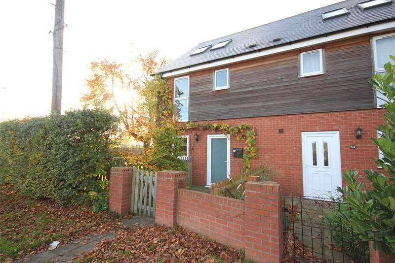 3 Bedrooms Semi Detached House for sale in Riseholme Road, Lincoln, LN1