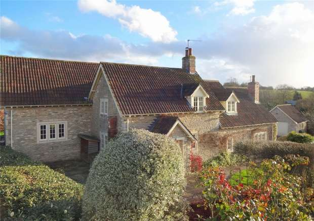 5 Bedrooms Detached House for sale in Thingley Bridge Cottage, Thingley, Corsham, Wiltshire