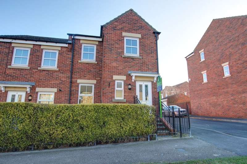 3 Bedrooms Property for rent in Kings Avenue, Langley Park, Durham, DH7