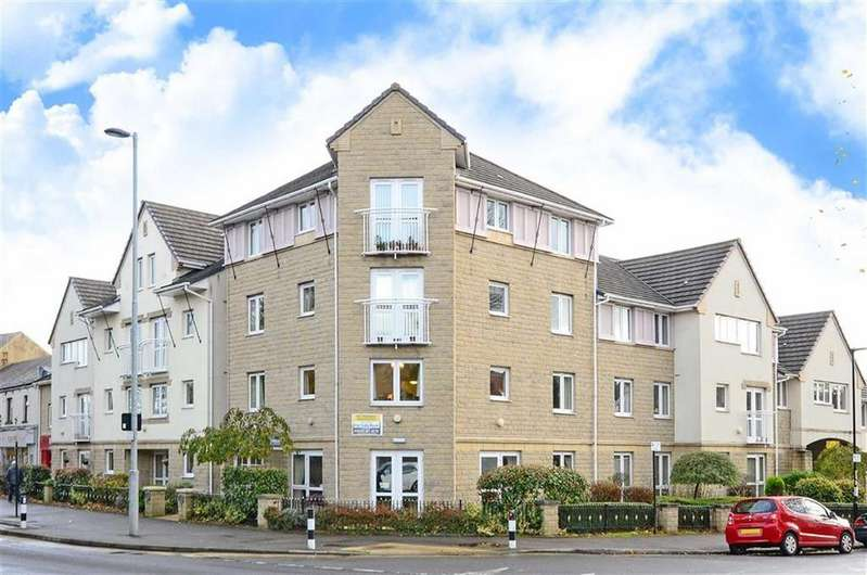 1 Bedroom Flat for sale in 40 Fitzwilliam Court, Bartin Close, Sheffield, S11