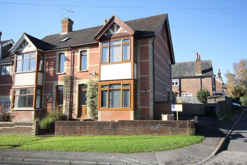 3 Bedrooms Semi Detached House for sale in Queens Road, Crowborough