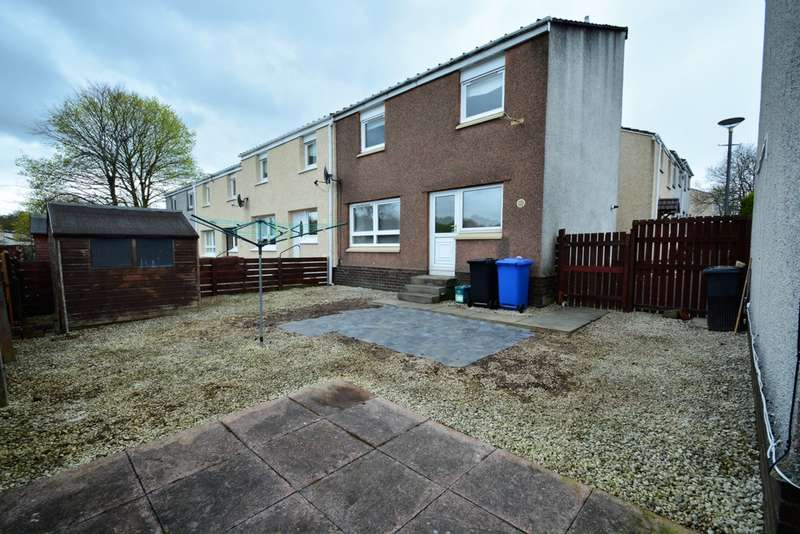 2 Bedrooms Terraced House for sale in Aytoun Drive, Erskine, PA8