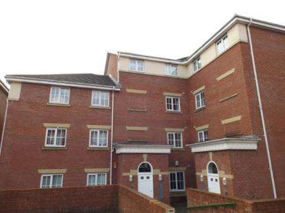 2 Bedrooms Flat for sale in Derby Court, Bury, Greater Manchester, BL9