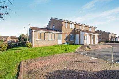 1 Bedroom Flat for sale in Ellan Hay Road, Bradley Stoke, Bristol, South Gloucestershire