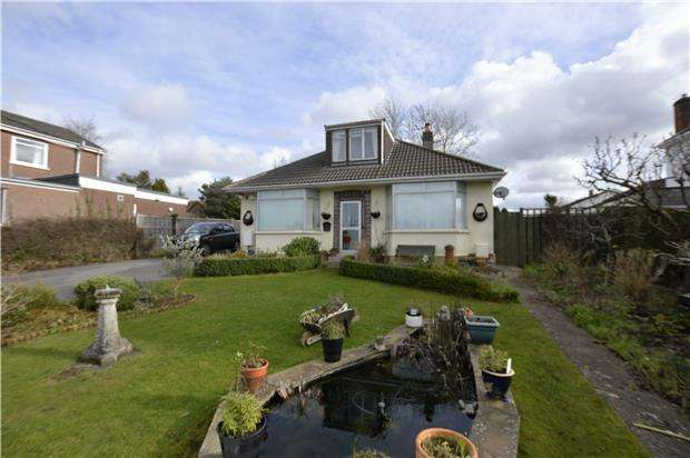 3 Bedrooms Detached Bungalow for sale in West Ridge, Frampton Cotterell, Bristol, BS36 2JA