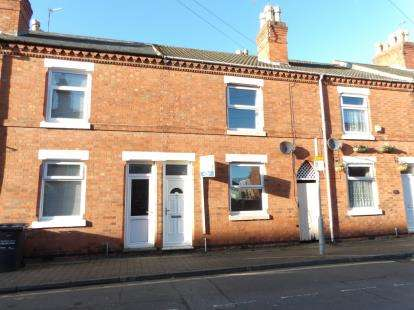 2 Bedrooms Terraced House for sale in Shakespeare Street, Loughborough, Leicestershire