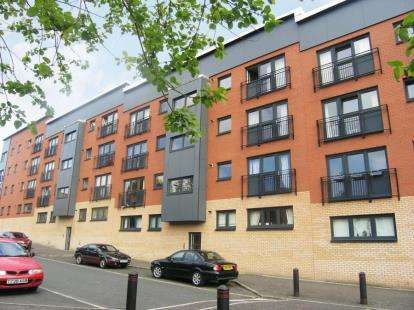 2 Bedrooms Flat for sale in Avenuepark Street, North Kelvinside, Glasgow