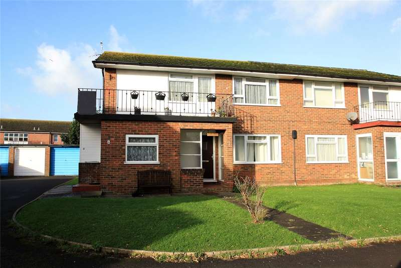 2 Bedrooms Apartment Flat for sale in Dairy Farm Flats, Goring Street, Worthing, BN12
