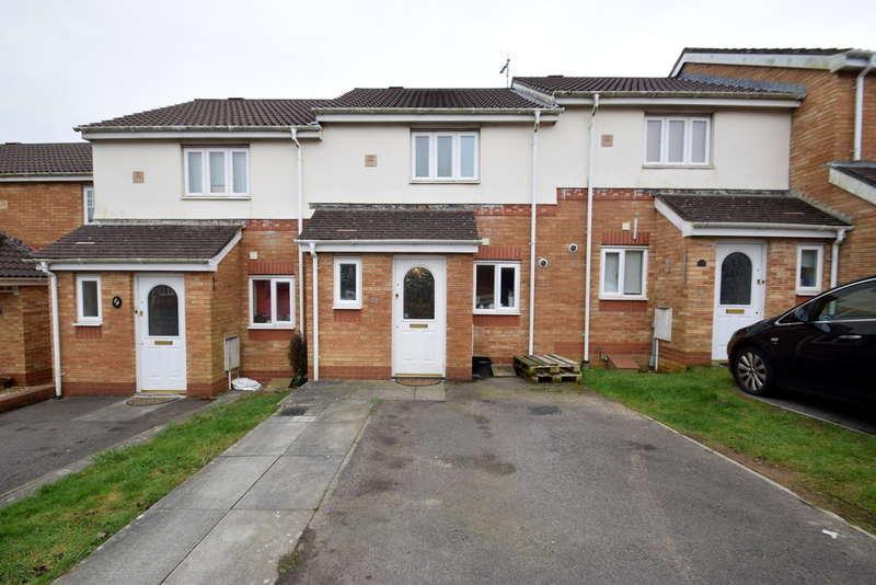 2 Bedrooms Terraced House for sale in 20 Allt Dderw, Broadlands, Bridgend, Bridgend County Borough, CF31 5BZ