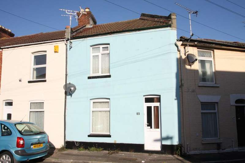 2 Bedrooms Terraced House for sale in Alma Street, Gosport PO12