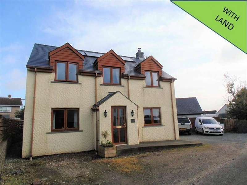 5 Bedrooms Farm House Character Property for sale in Teazel Lodge, Pill Road, Hook, HAVERFORDWEST, Pembrokeshire