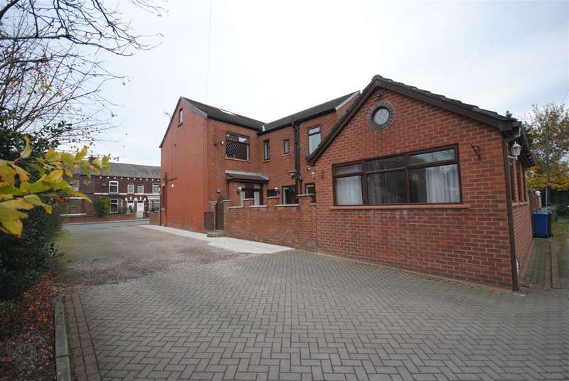 4 Bedrooms End Of Terrace House for sale in Whelley, Whelley, Wigan.