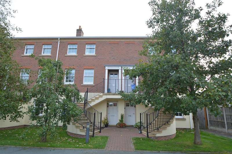 2 Bedrooms Apartment Flat for sale in 3 Cornmill Square, Shrewsbury, SY1 2LQ