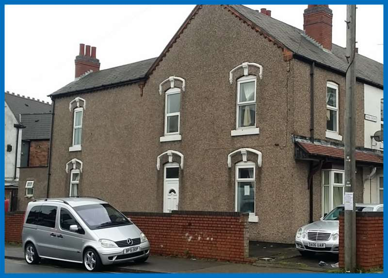 3 Bedrooms Detached House for sale in Wordsworth Rd B10 0EE