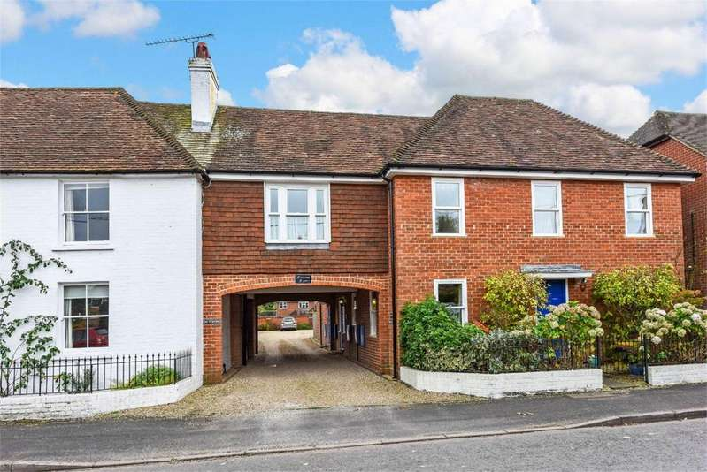 1 Bedroom Flat for sale in Wisteria Mews, London Road, Holybourne, Alton