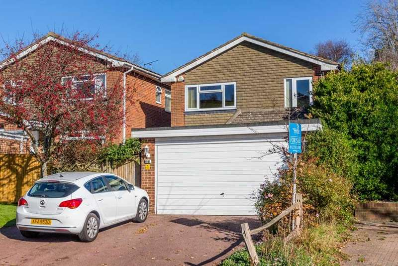 4 Bedrooms Detached House for sale in Falmer Road , Woodingdean, Brighton BN2