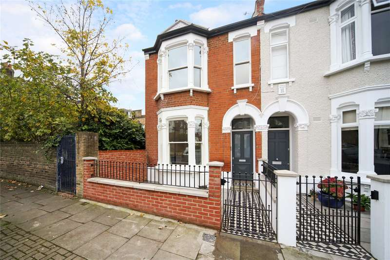 4 Bedrooms End Of Terrace House for sale in Bucharest Road, Wandsworth, London, SW18