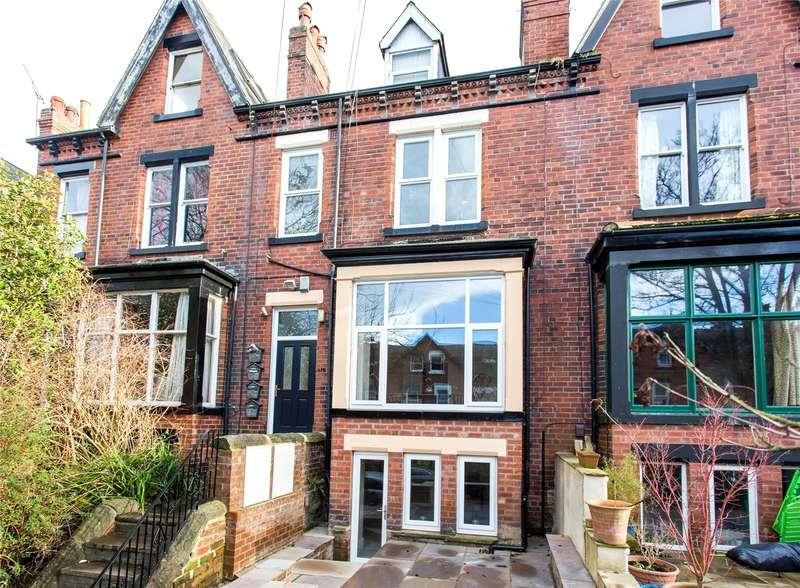 2 Bedrooms Maisonette Flat for sale in Oakwood Avenue, Leeds, West Yorkshire, LS8