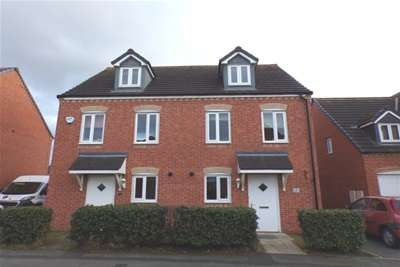 3 Bedrooms Semi Detached House for rent in Maltby Court - Darlington