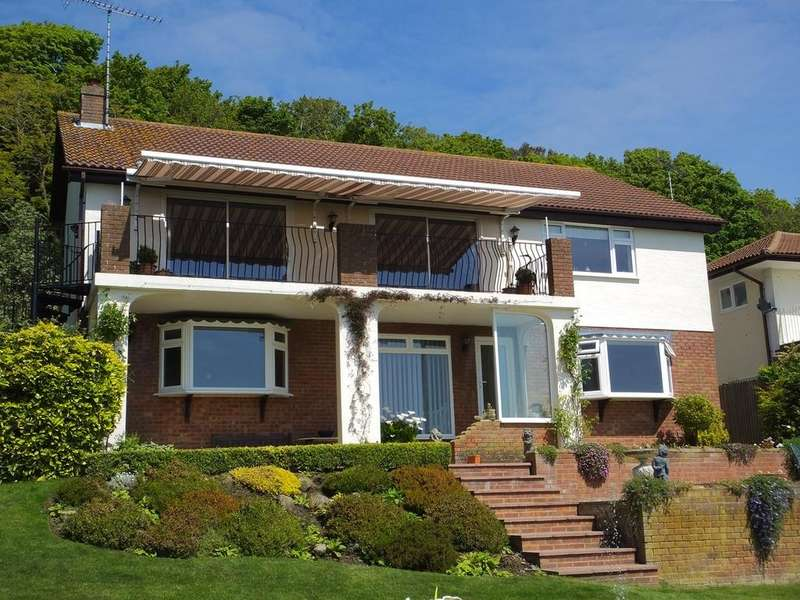 5 Bedrooms Detached House for sale in The Corniche, Sandgate, Folkestone, CT20