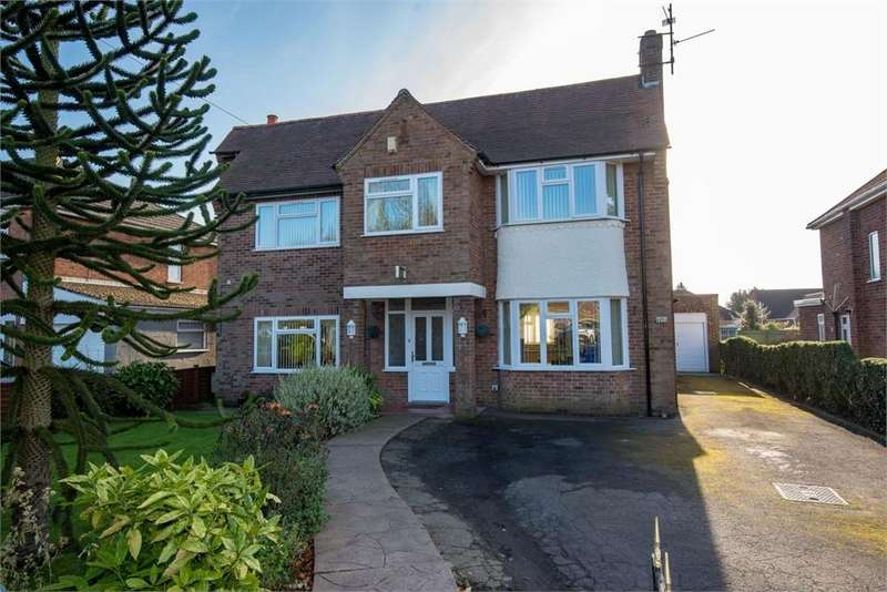 4 Bedrooms Detached House for sale in Sleaford Road, Boston, Lincolnshire