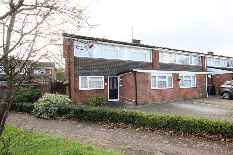 3 Bedrooms End Of Terrace House for sale in Oakwood Road, Shefford, SG17