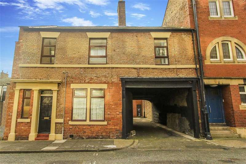 1 Bedroom Flat for sale in Norfolk Street, North Shields, Tyne And Wear