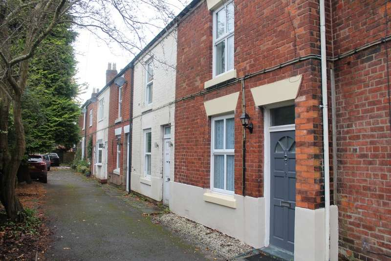 2 Bedrooms Terraced House for sale in Hawthorn Terrace SK9