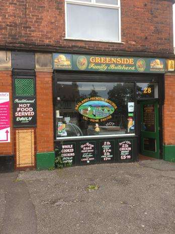 Shop Commercial for rent in Mansfield Road, Hasland