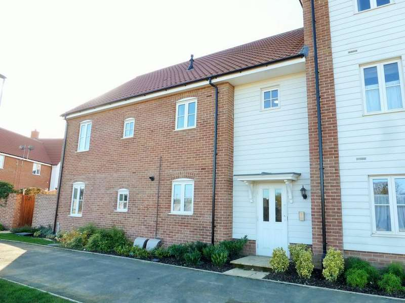 2 Bedrooms Flat for sale in North Walsham