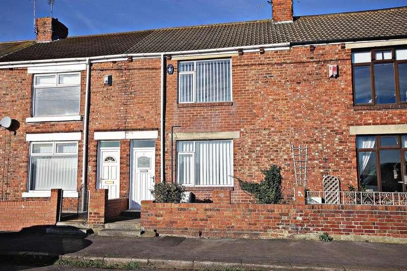 2 Bedrooms Terraced House for sale in Twizell Lane, West Pelton, Stanley