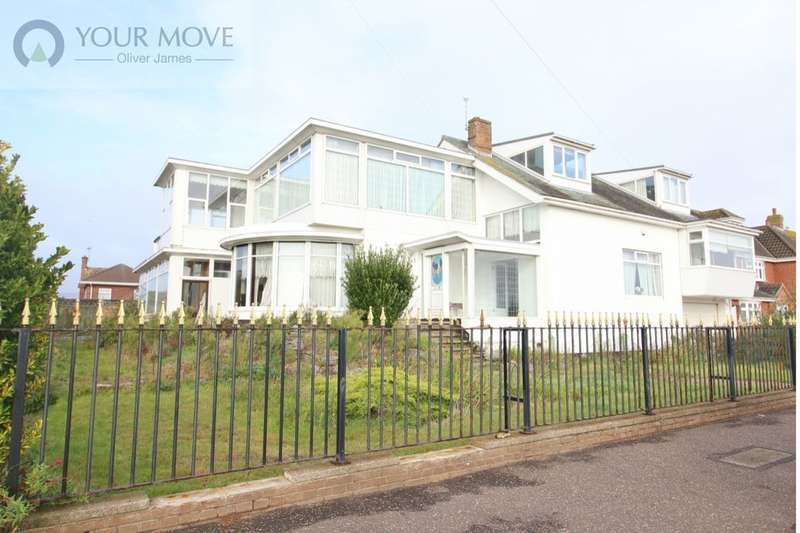5 Bedrooms Detached House for sale in Marine Parade, Gorleston, Great Yarmouth, NR31