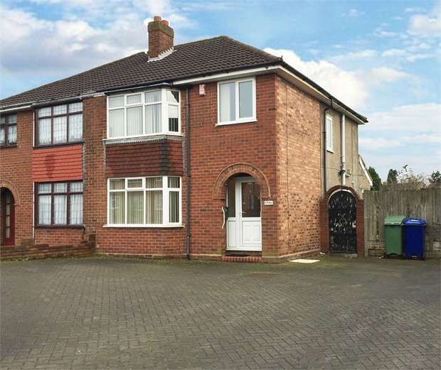 3 Bedrooms Semi Detached House for sale in Cannock Road, Cannock, Staffordshire
