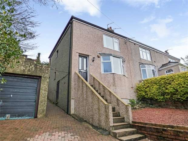 3 Bedrooms Semi Detached House for sale in Park Drive, Whitehaven, Cumbria