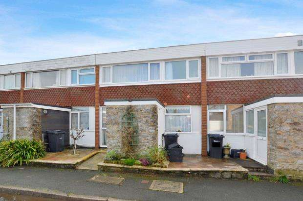 3 Bedrooms Terraced House for sale in Centry Court, Centry Road, Brixham, Devon